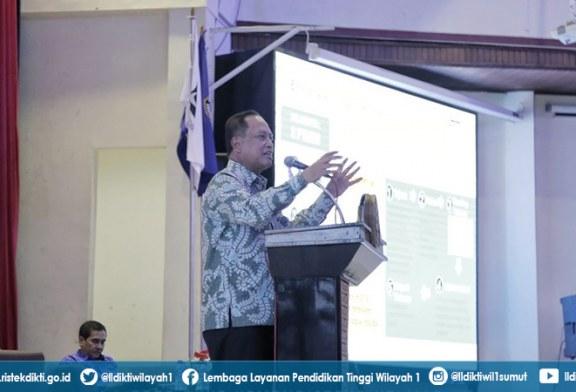 Menristekdikti Targetkan Publikasi Ilmiah Internasional Indonesia Terbaik di Asia Tenggara