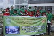 Mahasiswa KKN Kelompok V STIE Al-Washliyah Gelar Bahkti Sosial