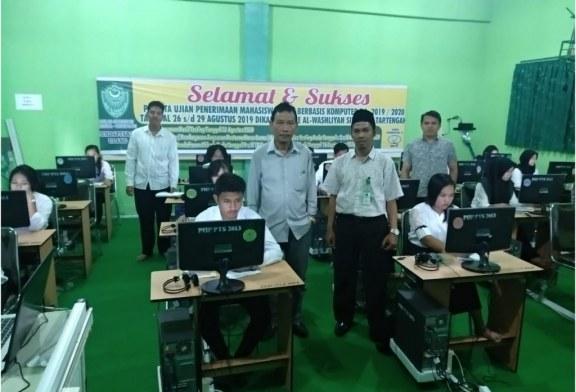 Pembukaan Test PMB Berbasis Komputer Stie Al-Washliyah Sibolga/Tapanuli Tengah
