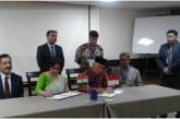 STIE Al-Washliyah Sibolga/Tapanuli Tengah Tanda Tangani MoU Punjab India