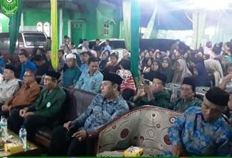 Acara Puncak Kegiatan Hari Ulang Tahun Al-Jam'iyatul Washliyah ke 89 di STIE Al-Washliyah Sibolga/ Tapanuli Tengah