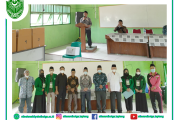 KETUA STIE AL WASHLIYAH SIBOLGA/TAPANULI TENGAH BUKA ACARA RAPAT MUSYAWARAH MAHASISWA PEMILIHAN KETUA SENAT MAHASISWA 2021/2023